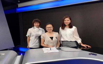 香港電台第一台《疫情下的留學路》