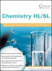 IB Chemistry Study Guide and Exam Practice cover