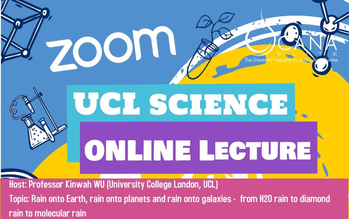 UK university application webinar